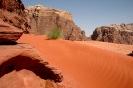 Red Sand Dune - Wadi Rum Desert Tours