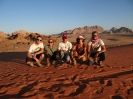 Tourists in Wadi Rum _1