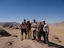 Tourists in Wadi Rum _4