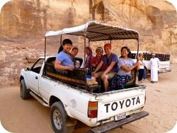Wadi Rum Desert Tours Jeep Tour