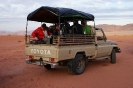 Group on a Jeep Tour - Wadi Rum Desert Tours