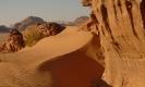 Sand Dune - Wadi Rum Desert Tours