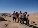 Tourists in Wadi Rum _4