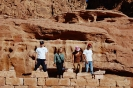 Tourists in Wadi Rum _5