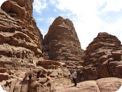 Wadi Rum Desert Tours Rakkabt Canyon