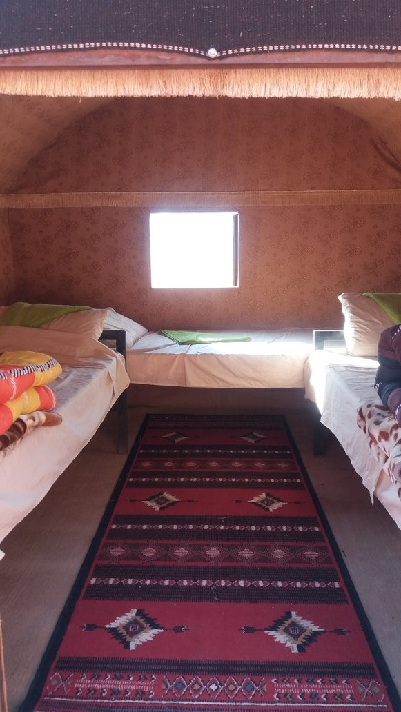 Wadi Rum Desert Tours Private Tent