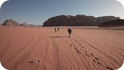 Wadi Rum Desert Tours Hiking